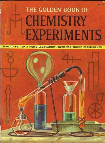 *** - The Golden Book of Chemistry Experiments